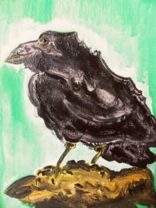Le corbeau dans Animaux 199-le-corbeau-225x300